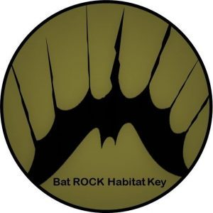Bat Rock Habitat Key